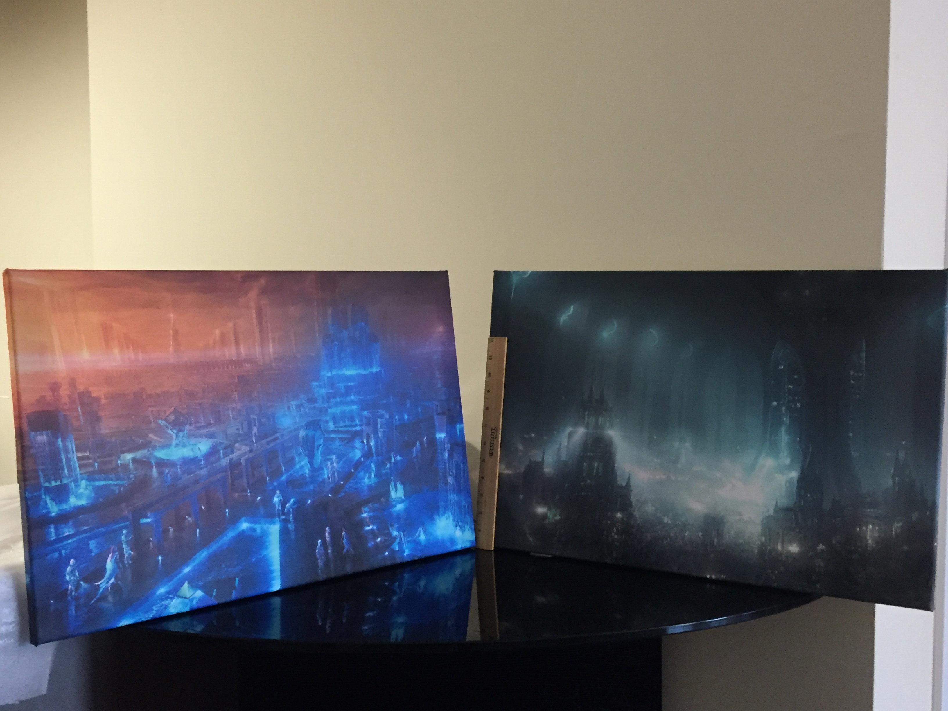 Phantom Series Posters